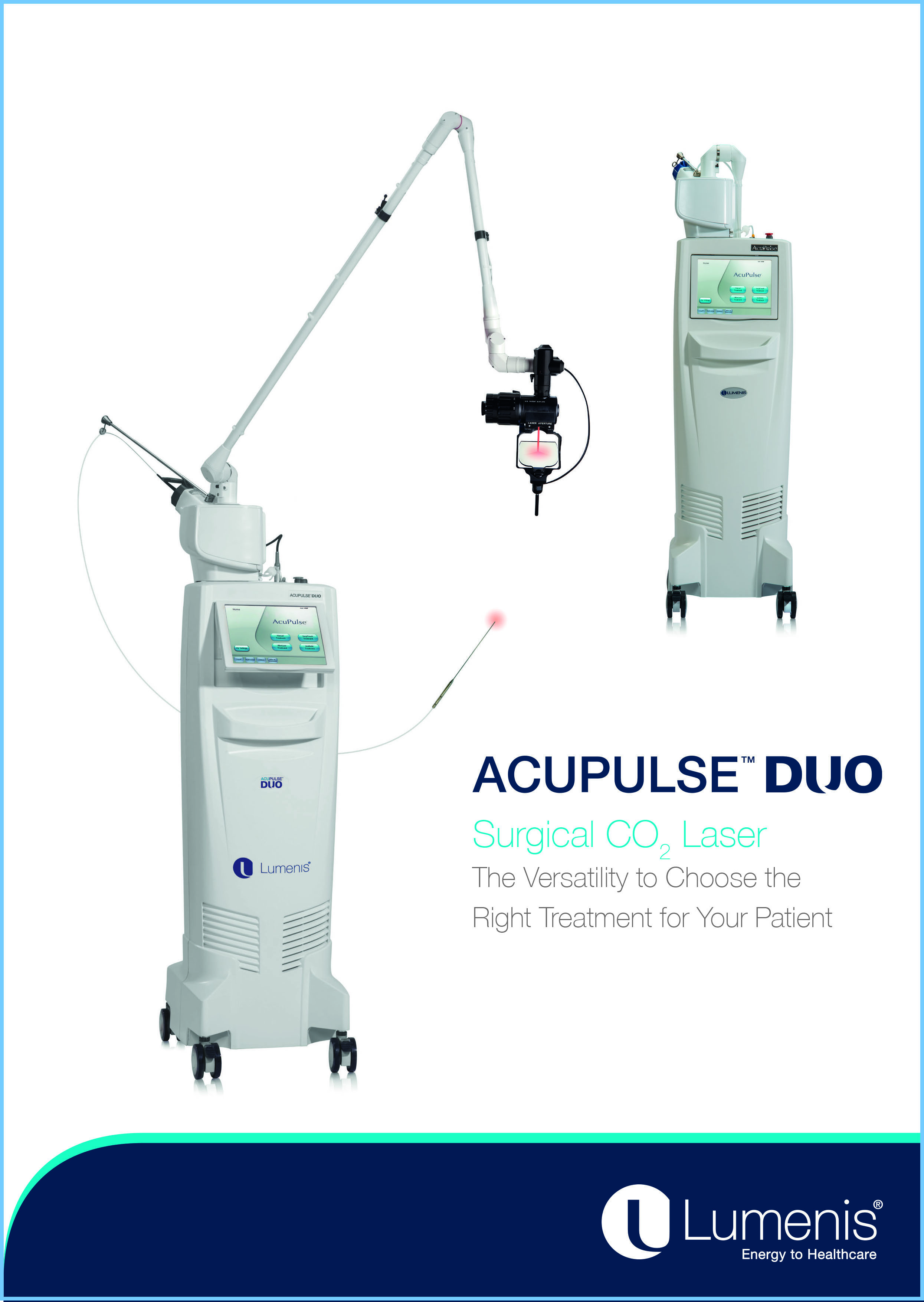 AcuPulse DUO Brochure