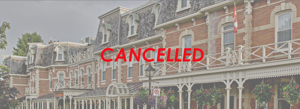 Paul Stringer - CANCELLED Event
